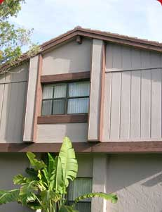 Wood Siding and Trim Boards